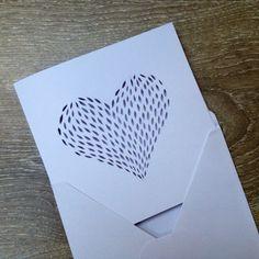 Greetings card, prani