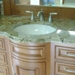 Rock-Tops, is a leading provider of Bathroom Granite Countertops in MN, and helps you in creating a lavish bathroom by bringing bold and elegant choices of and countertops to your doorstep. Granite Bathroom, Bathroom Sinks, Affordable Granite, Granite Countertops, Minnesota, Rock, Choices, Elegant, Shapes