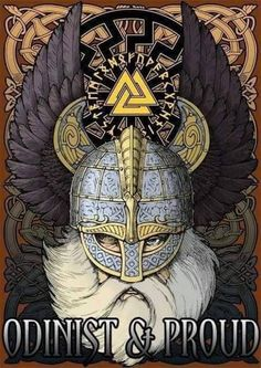 Odinist and proud