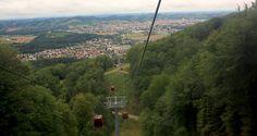 Pohorje mountain in Maribor, Slovenia. Summer time. #slovenia #maribor