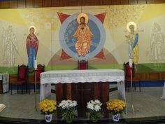 Paróquia Sagrado Coração de Jesus e São José.  Ceilândia - DF