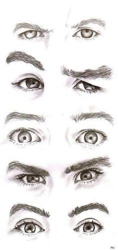Guy eyes