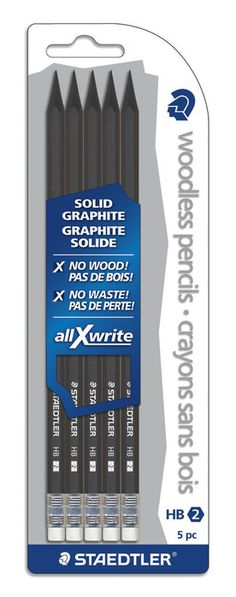 STAEDTLER® allXwrite woodless pencil, 5pk blisterpack picture