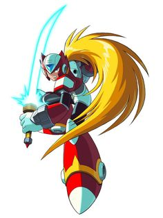 Zero (Megaman X): No matter how dark his past was, he still is a reliable partner as a Maverick Hunter, plus he's one of few characters that I prefer than the Main Hero