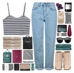 """LIKE 2 JOIN TAGLIST"" by untake-n ❤ liked on Polyvore featuring Aquazzura, Topshop, Superior, Christy, Givenchy, Byredo, Casetify, Dermalogica, NARS Cosmetics and Falke"