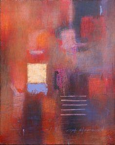 """Max Hammond, """"The Lost Grid"""", 20"""" x 16"""""""