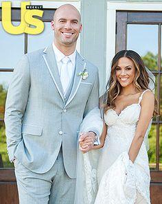 Jana Kramer Marries Michael Caussin: Inside Their Nuptials (Watch!) - Us Weekly