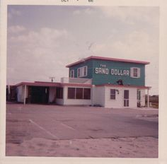 1966 Nags Head NC- OMG we used to stay here from 1964 until 1982.