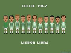 Lisbon Lions Like your football then re-visit some interesting football moments in 8 bit format - http://8bit-football.com/