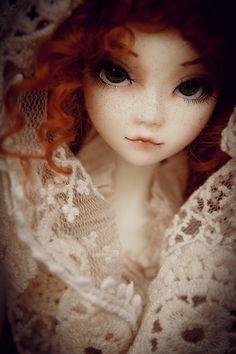 Ginger    Souldoll Liddell belongs to Milena