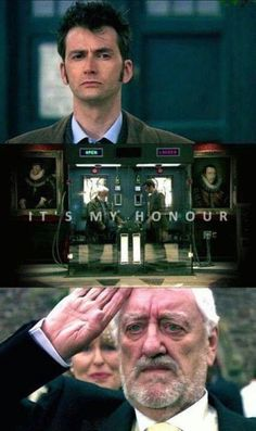 Thoughts on The End of Time and Wilfred