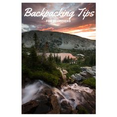Backpacking can be quite a great way to escape your mundane for some days (or (or weeks / months / years). But, it can be dangerous if you don't understand what you are doing. Backpacking For Beginners, Backpacking Tips, Hiking Tips, Tactical Backpack, Hiking Backpack, Adventure Bucket List, Adventure Travel, Get Outdoors, Cool Places To Visit