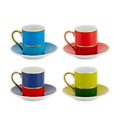 Just fell in love with the Colorblock Espresso Set for $48 on C. Wonder! Click on the image and receive 20% off your next full-price purchase and find something you love too!