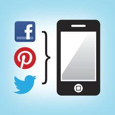 social media is mobile