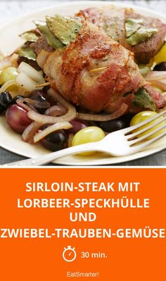 Eat Smarter, Steak, Pork, Chicken, Recipes, Onions, Browning, Meat, Chef Recipes
