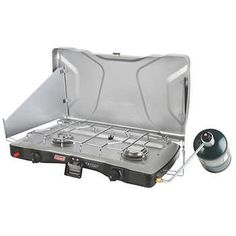 Coleman Triton+ Propane Stove - note that a ton of retailers carry this model and it looks like it may be the most cost effective option.