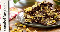 "Annabel Langbein's ""Chocolate Bark"""