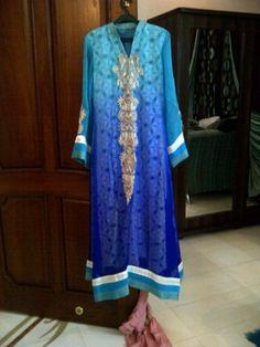 Pakistani Elegant Party Dress