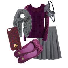 Mel Cherry, Purple passion