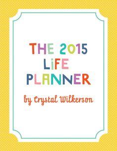 2015 Life Planner - Download