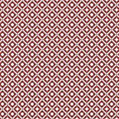 Geometric Small 4 (Cayenne) by vannina