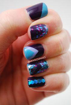 Sarah Lou Nails: March 2013