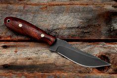 Custom Knife, Needs ID by Tim1071