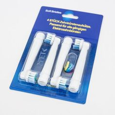 12 pcs Electric Toothbrush Heads for Braun Oral B FLEXISOFT PRECISION CLEAN By Anuchart Shop *** Details can be found by clicking on the image.