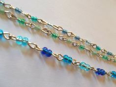 Simple and Sweet Seed Bead Bracelet