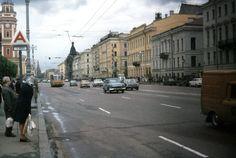 Один день из жизни Ленинграда. Город и люди, 1977 год, кинохроника