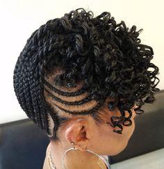 via Kia Khameleon – Black Hair Information Community Cute! via Kia Khameleon – Black Hair Information Community Black Girl Braids, Braids For Black Women, Braids For Black Hair, Girl Short Hair, Natural Hairstyles For Kids, Kids Braided Hairstyles, Bun Hairstyles, Trendy Hairstyles, Black Hairstyles
