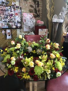 Funeral, Orchids, Floral Wreath, Wreaths, Rose, Home Decor, Floral Crown, Pink, Decoration Home