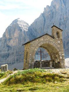 Chapel in Trent, Italy