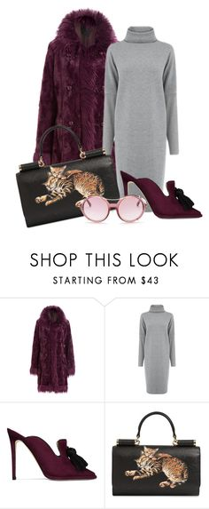 """""""I decide, you're just along for the ride."""" by interesting-times ❤ liked on Polyvore featuring Anna Sui, Warehouse, Jimmy Choo, Dolce&Gabbana and Tom Ford"""