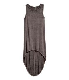Sleeveless jersey dress   H&M GB