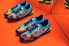 Picture of KENZO 2016 Spring/Summer Footwear Collection