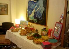 painting party anthomeli.blogspot.com: Παιδικό πάρτυ με θέμα την ζωγραφική!