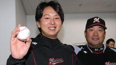 Yuta Kimura and Tsutomu Itoh (Chiba Lotte Marines)