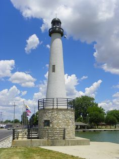 Ohio State Parks, Mercer County, Grand Lake, Light House, Tent Camping, Outdoor Travel, Cn Tower, Mary, Outdoors