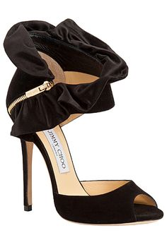 Jimmy Choo shoes | ... shoes jimmy choo autumn winter 2013 2014 shoes ruffle shoe by jimmy