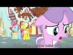 The Pony I want to be [With Lyrics] - My Little Pony Friendship is Magic - YouTube