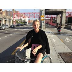 Muse Monday: Mary Patton of Some Girls Cycle Chic, Some Girls, Muse, Personal Style, Cycling, Shirt Dress, My Style, Blog, Photography
