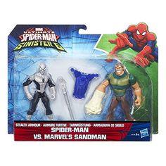 Spider Man Sinister 6 Spiderman Web City Spider-Man Spielset