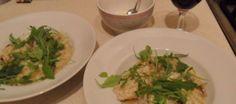 Risotto met kip en champignons | Lekker Tafelen Risotto, Asparagus, Granen, Pasta, Couscous, Vegetables, Drinks, Food, Drinking