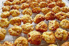 Chefkoch.de Rezept: Kleine Schinkenkugeln