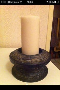 HM Creations: Suport lumanare sau vaza