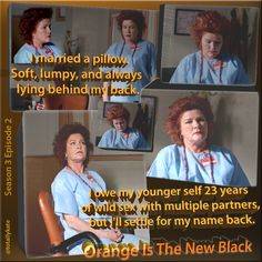 OITNB Season 3 Episode 2 Bed Bugs and Beyond