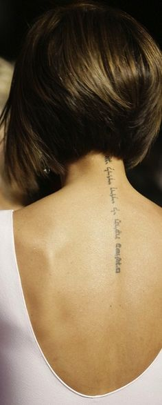 Awesome Cool Celebrity Tattoos Designs
