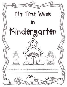 I LOVE KINDERGARTEN! I have only 'officially' taught kindergarten for 3 years, but prior to that taught pre-k (not much different a. Kindergarten First Week, Kindergarten Activities, Kindergarten Assessment, September Activities, Kindergarten Rocks, Spring Activities, Sensory Activities, Kindergarten Classroom Jobs, Kindergarten Schedule