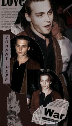 wallpaper :) Johnny Depp Cry Baby, Young Johnny Depp, Johnny Depp Frases, Johnny Depp Wallpaper, John Depp, Johnny Depp Pictures, That Poppy, Abstract Line Art, Character Wallpaper